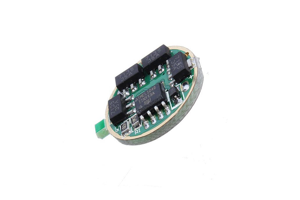 Led  Dimming Circuit Driver 5