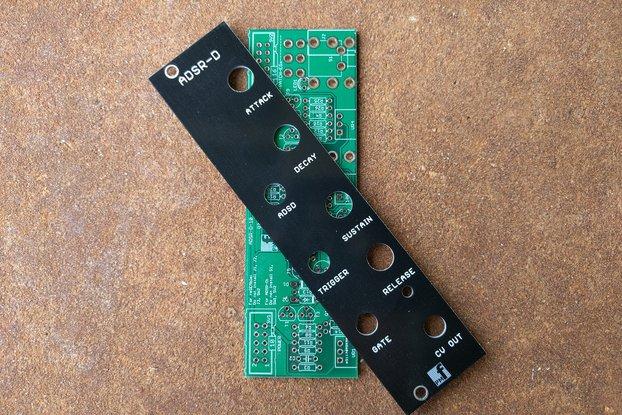 ADSR-D Envelope Generator (Eurorack PCB Set)