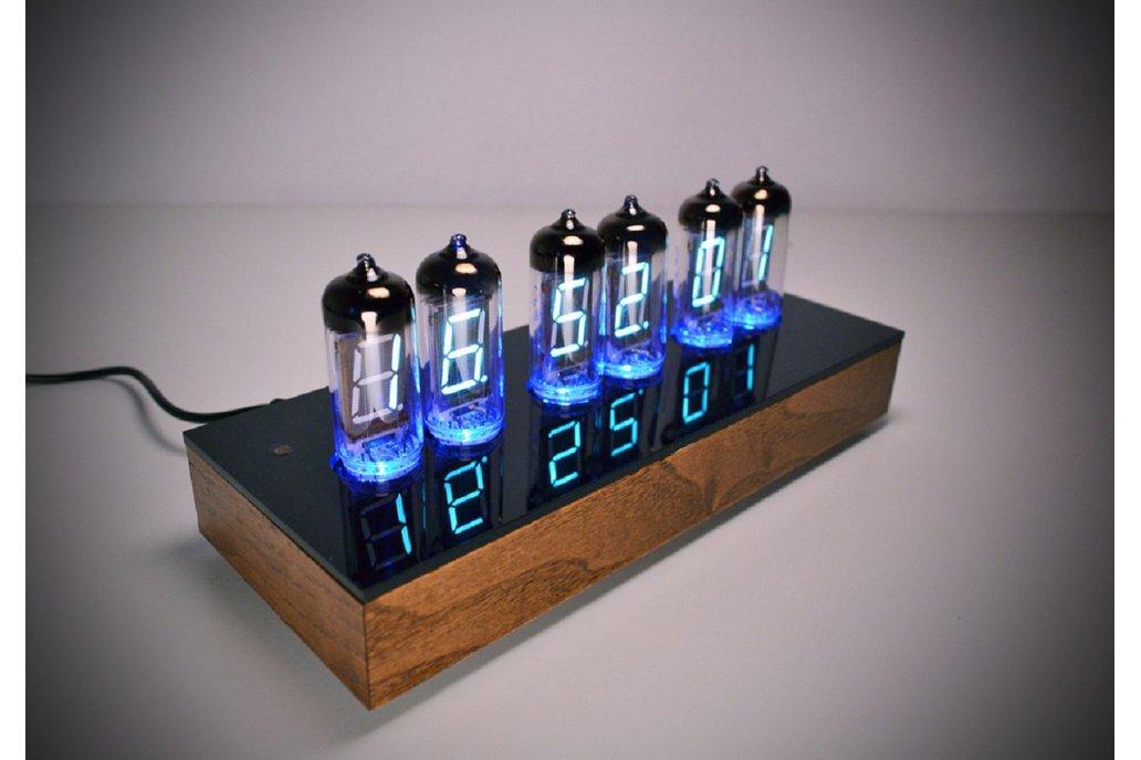 IV-11 VFD Tube Clock 1