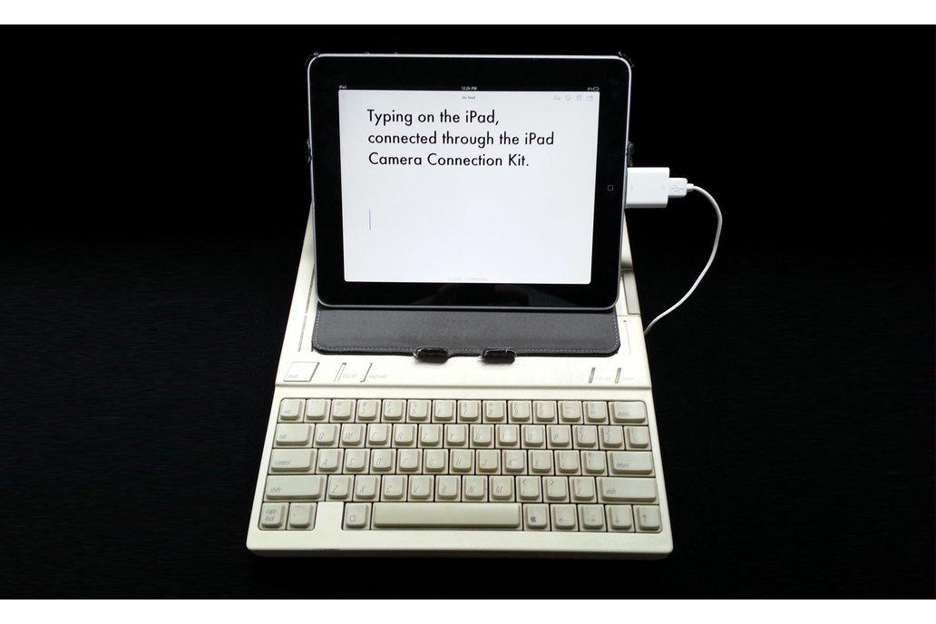 RetroConnector keyboard shield - Apple IIc or IIc+ 2