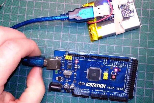 Mega2560 R3 Board Compatible Arduino(3517)