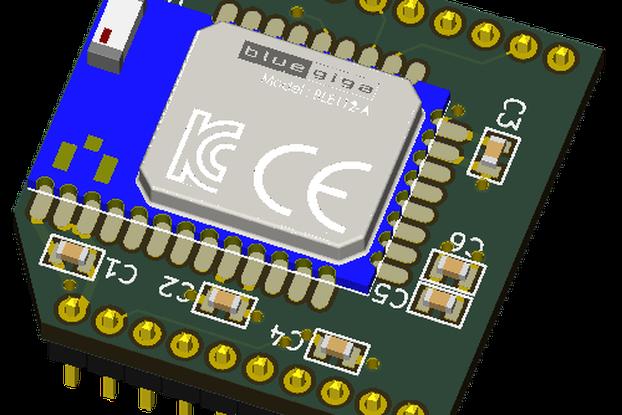 BLE112 XBee Module
