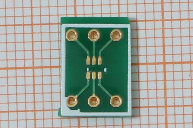 SMD Adapter SOT363 or 2xSOT23