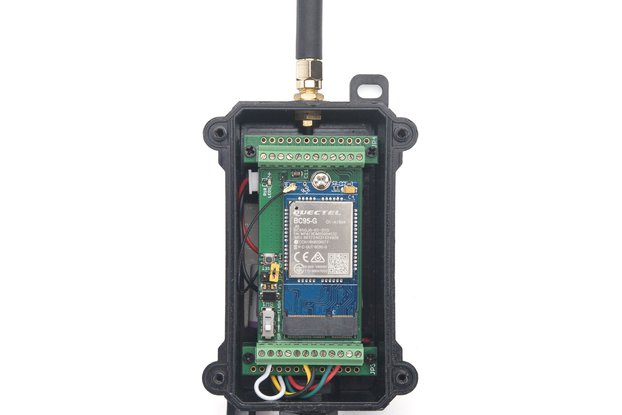 NBSN95 -- Waterproof Long Range Wireless NB-IoT Se