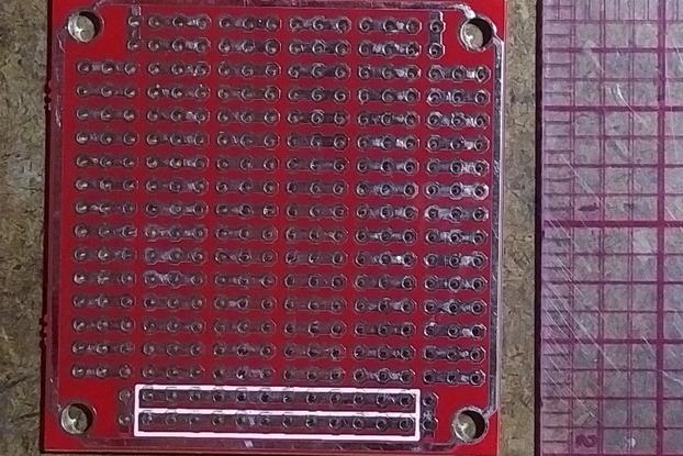 "2"" x 2"" Prototyping Board"