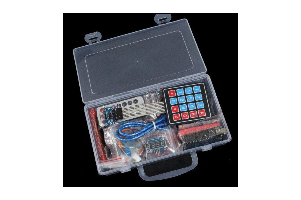 Deluxe Uno R3 Basic Kit Starter Learning Kit 7