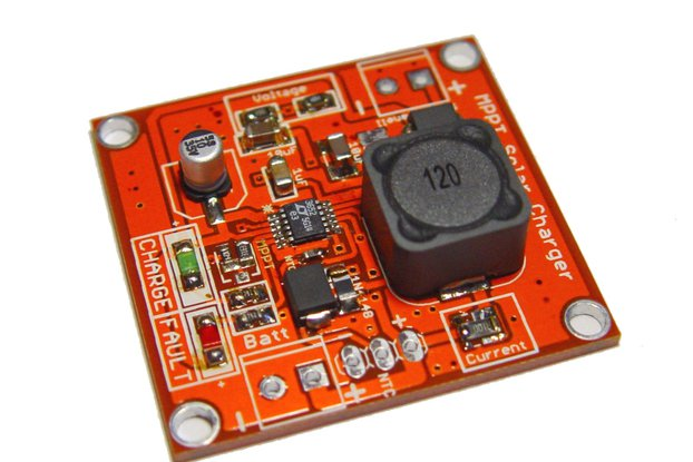 LT3652 -  MPPT Li-ion Battery Charge controller