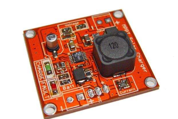 LT3652 -  MPPT Li-ion Battery Charge controller