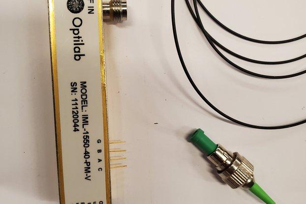 1550nm Intensity Modulator, 40GHz