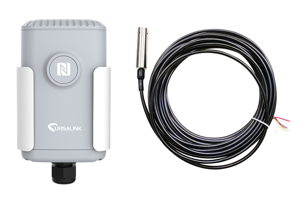 LoRaWAN Submersible Water Level Range: 0-200m H2O