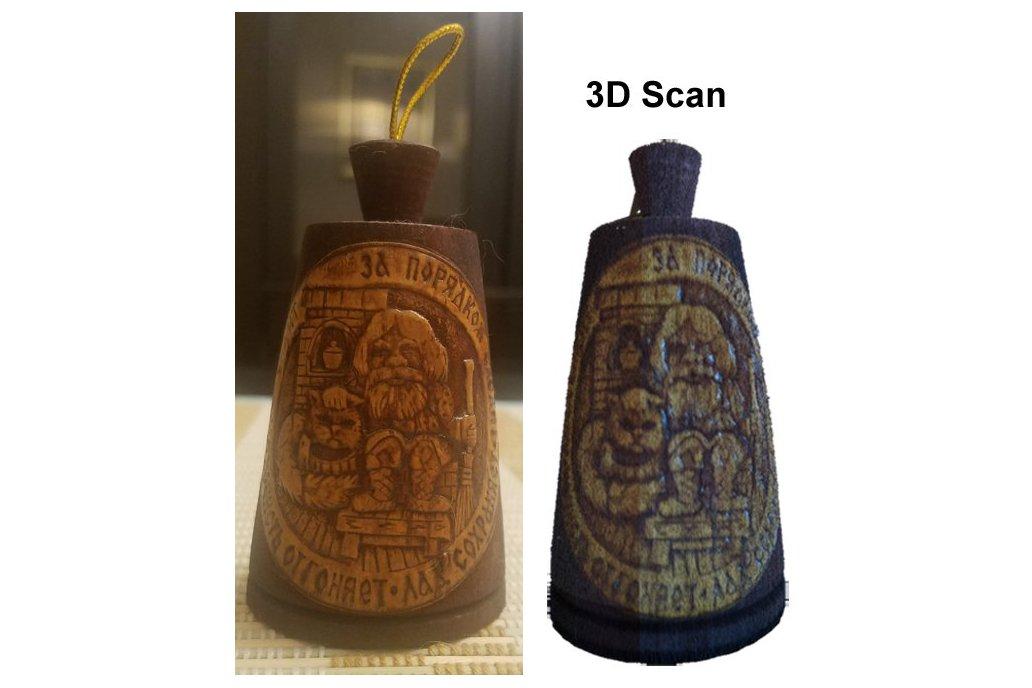 3D Scanner HAT for Raspberry Pi 2