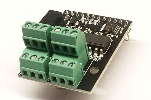 4x Input CNC I/O module