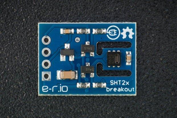SHT20, Industrial Temperature & Humidity sensor
