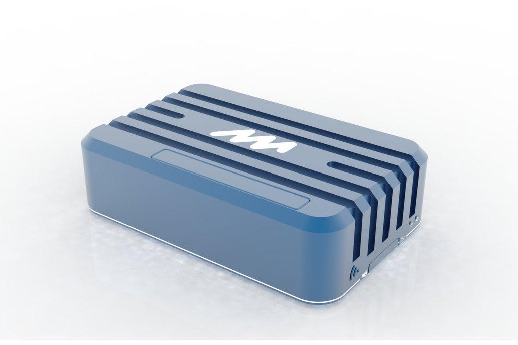 Aluminum Case for Raspberry Pi 4 1