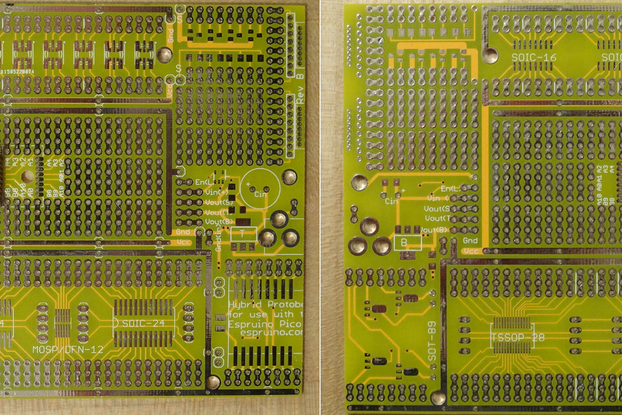 Espruino Pico Project Board