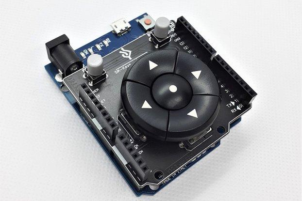 Keypad shield kit, key combinations 3 pins + code