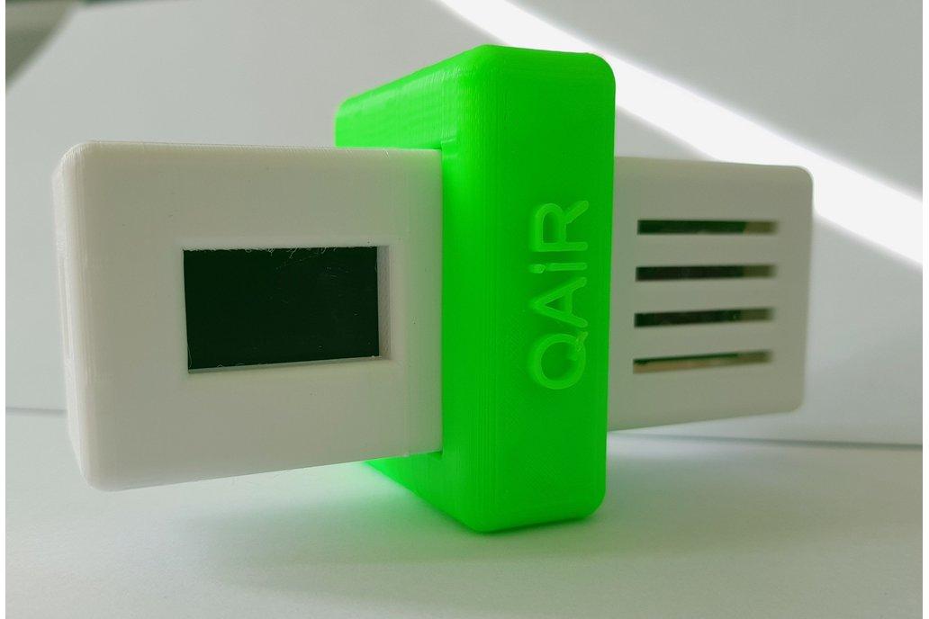 QAir - Connected air quality sensor - CO2 1
