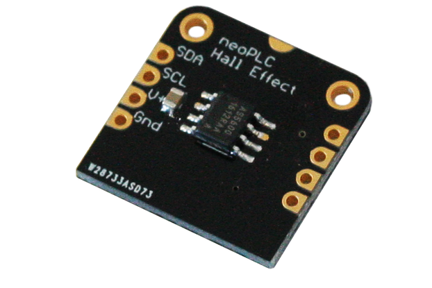 neoPLC HAL - Touch-Free Hall-Effect Rotary Encoder