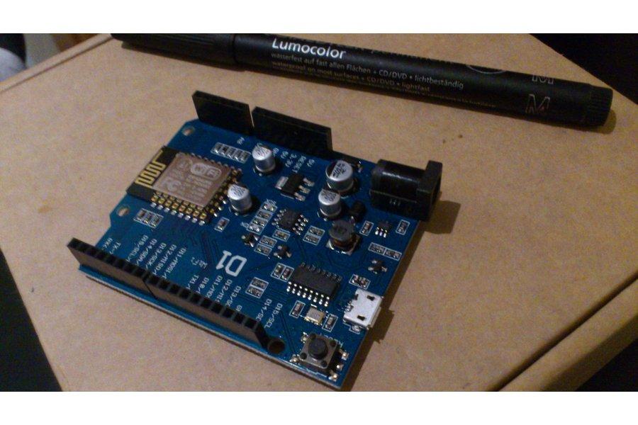 Arduino esp easy wireless sketch upload from power
