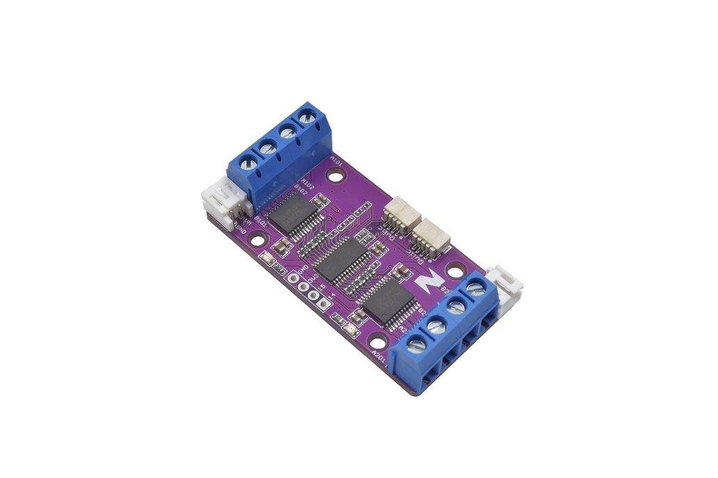 Zio 4 DC Motor Controller (Qwiic) 1