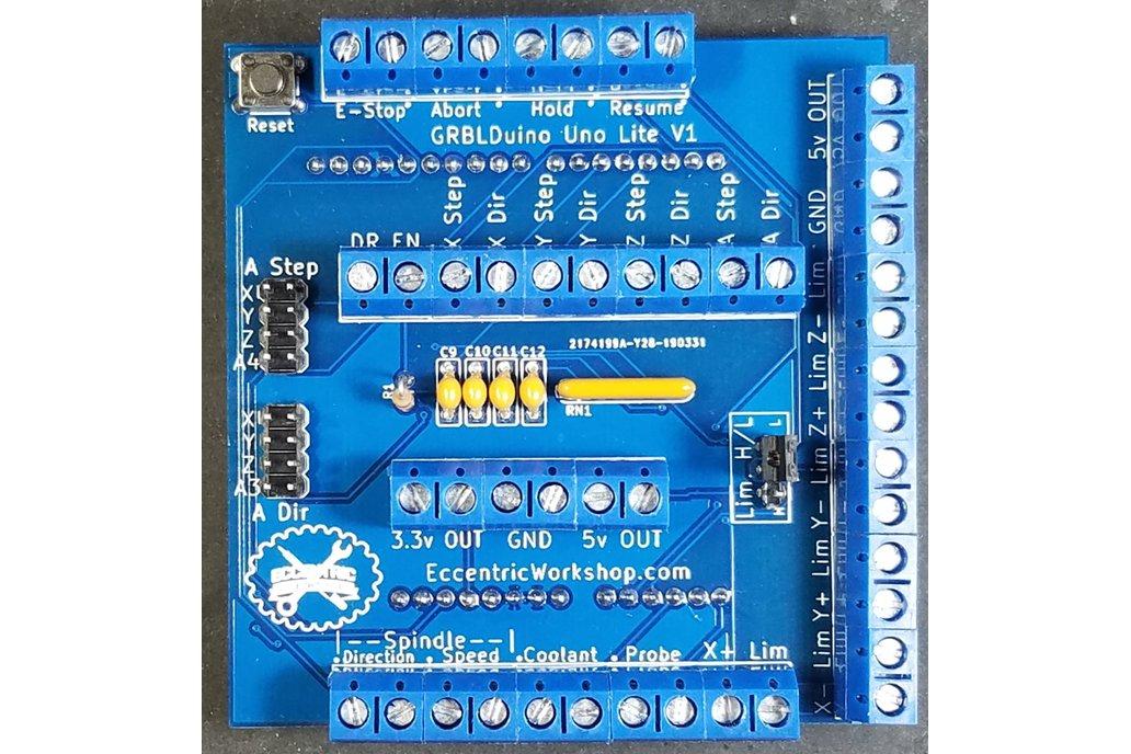 GRBLDuino Uno Lite - GRBL 1.1 CNC Controller 1