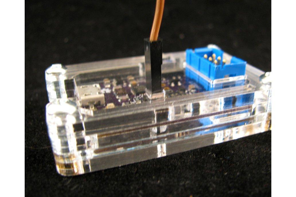 USB µISP Case 4