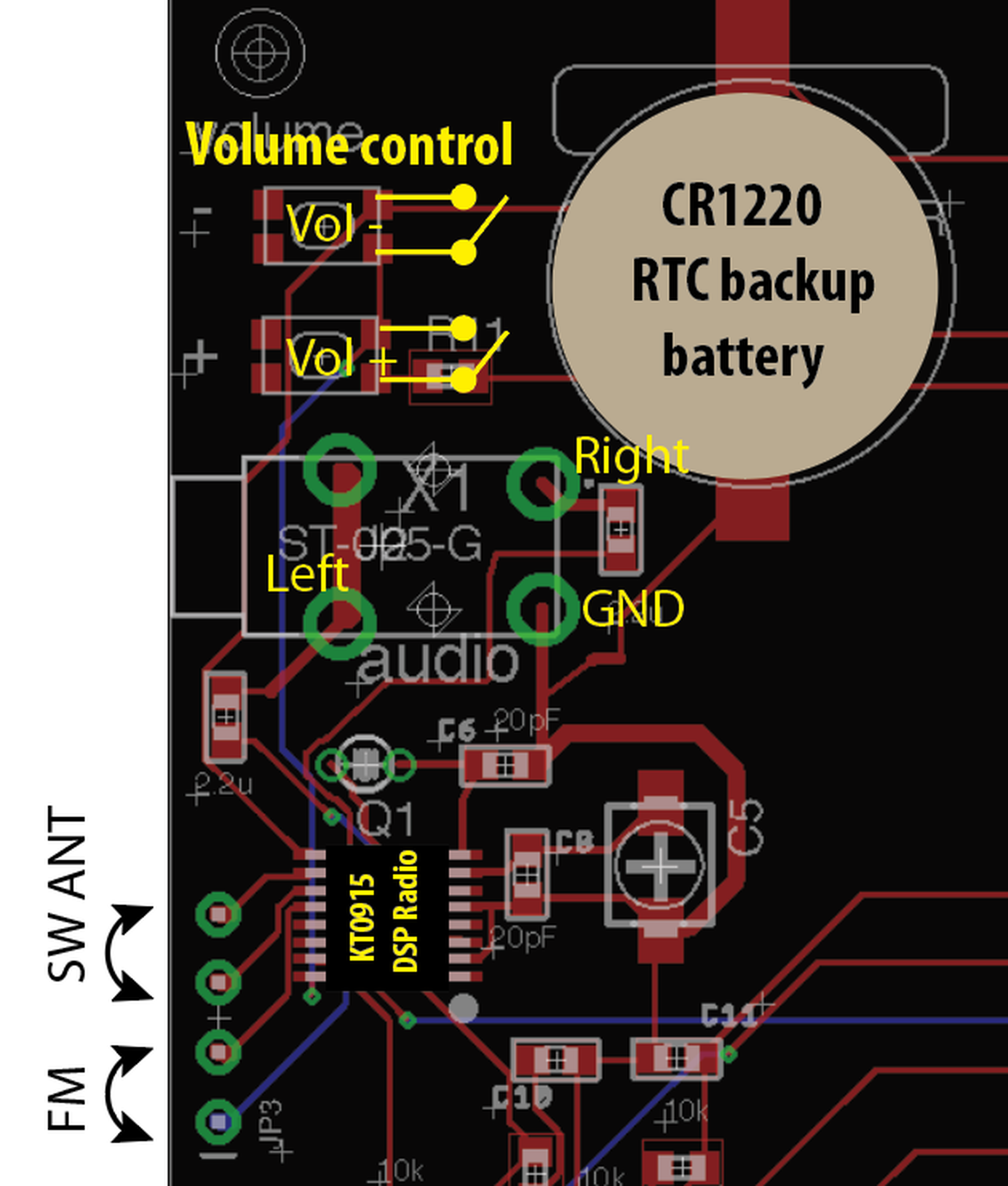 Dsp Radio Chip Based Lw Mw Sw Fm Receiver From Microwavemont On Tindie F M Circuit Diagram Free 5