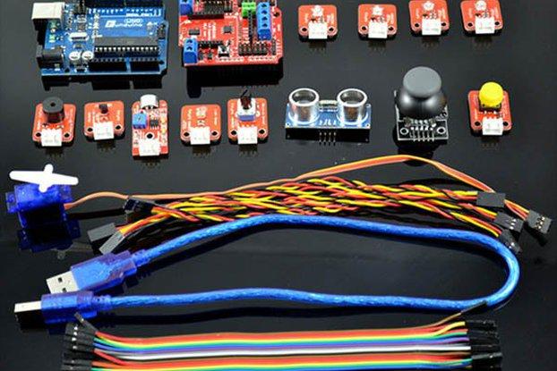Ardublock Programming Starter Kit
