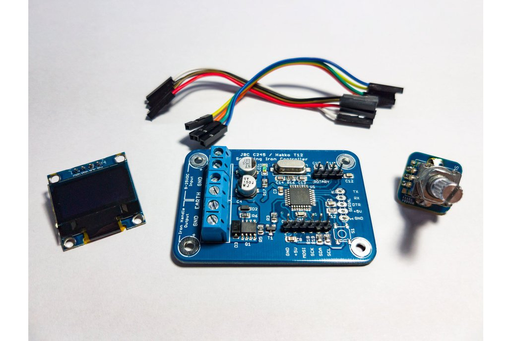 DIY Soldering Iron Controller Kit 1