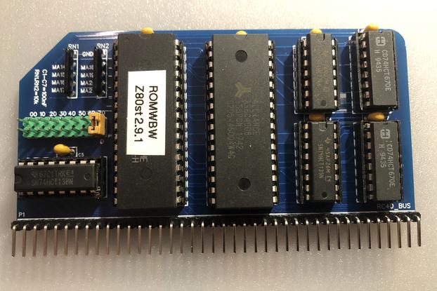 #65 Memory Module (512k RAM + 512k ROM)