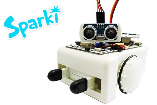 ArcBotics' Sparki The Easy Robot for Everyone