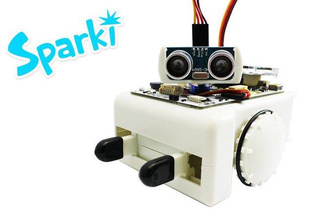 ArcBotics' Sparki The Easy Robot for Everyone