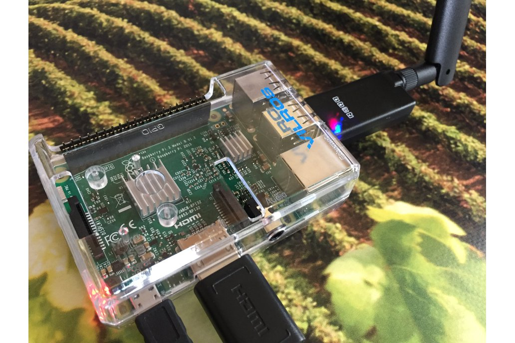 Globalsat LD-20H LoRa USB dongle for Vinduino 1