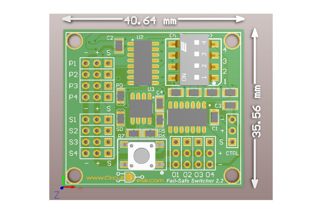 Fail-safe Switcher V2.2 5