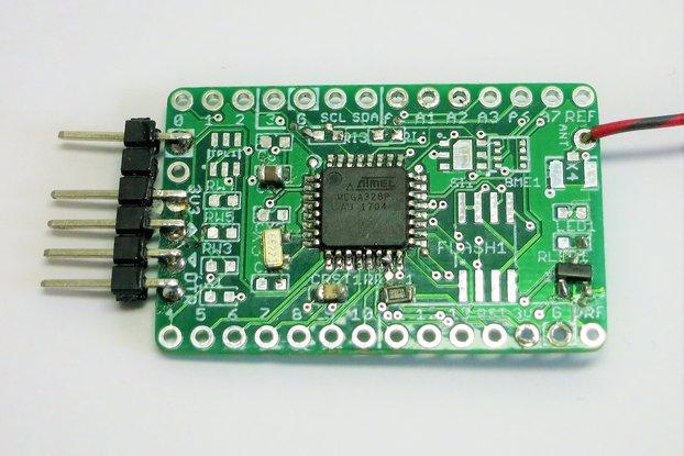 Low Power RFM69 Arduino