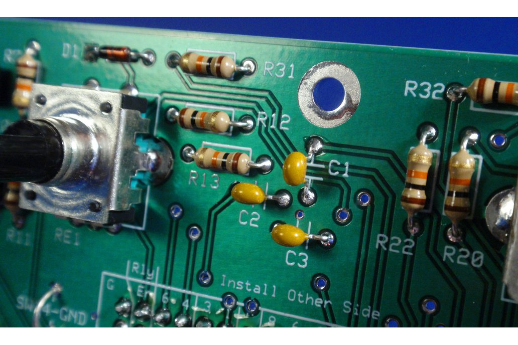 """6602 """"Enigma"""" Control Panel  with Green LEDs 2"""