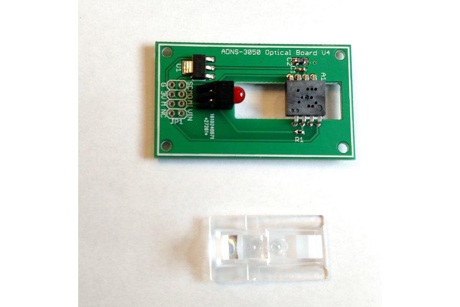 ADNS-3050 Optical Sensor Board