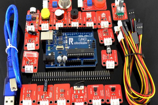 Electronic Blocks Sensor Kit With UNO Board