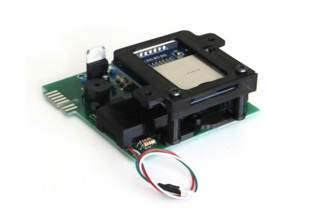 vDrive ZX - Microdrive Hardware Emulator 1