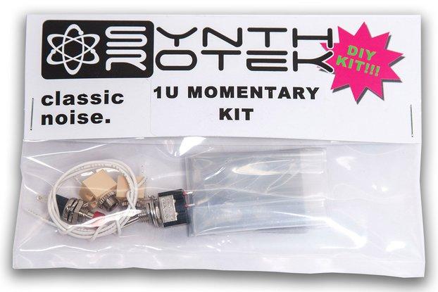 1U Momentary/Latching Pass-Through Switch Kit