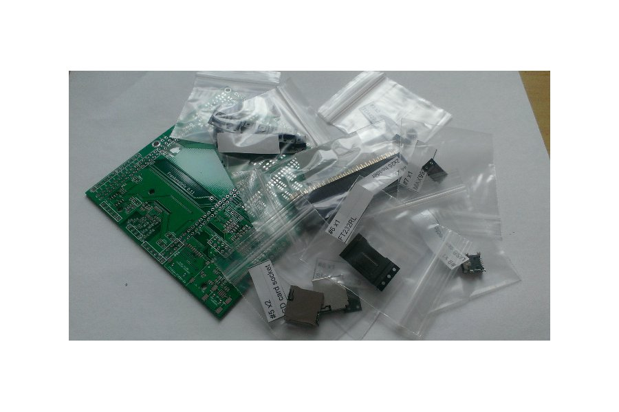 Frankenstein 0.11 DIY parts kit