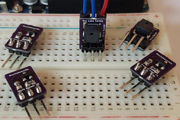 PWM Micro Buzzer Module