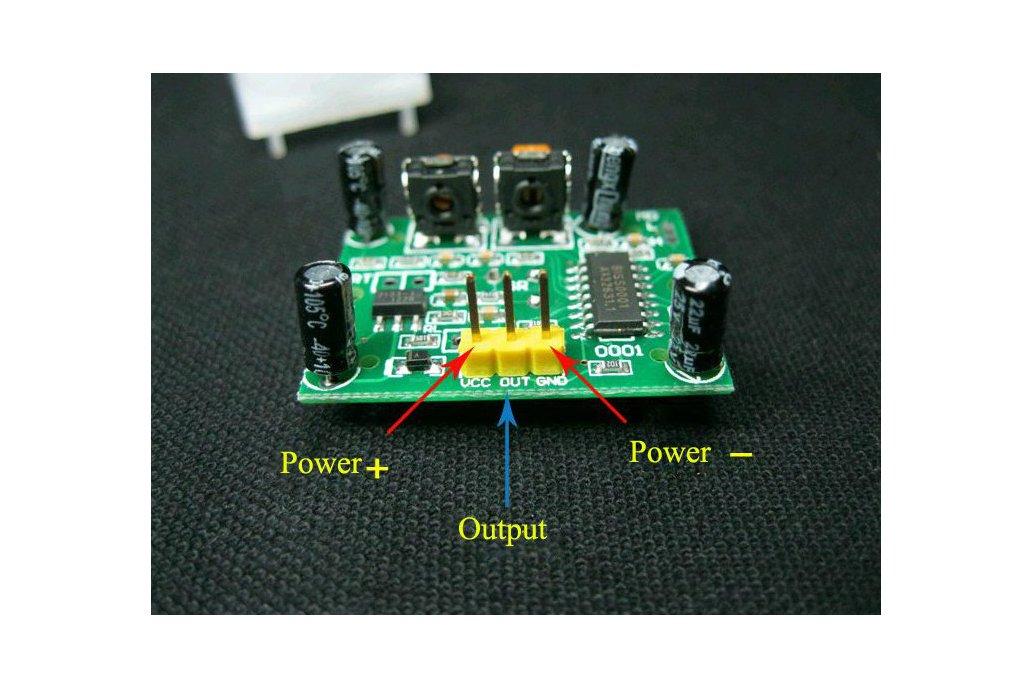 2pc Infrared sensing module 3