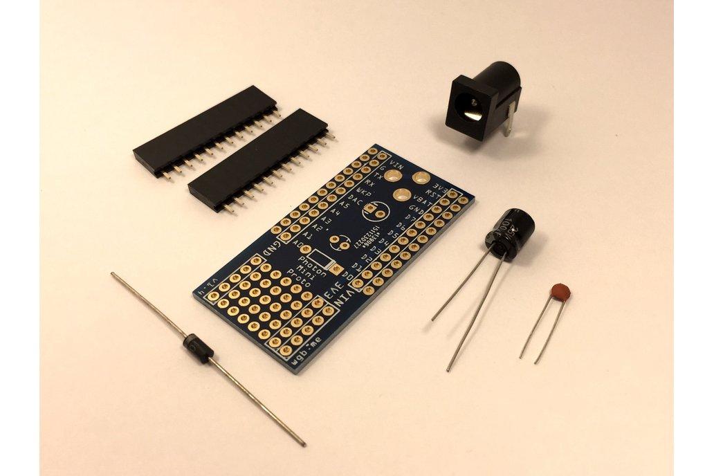 Photon Power Proto Board 1