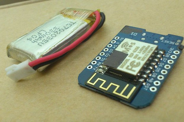 WiFi TAG#Findit! ESP8266 Scan n Smartphone  Laptop