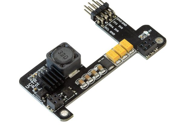 PoE HAT, Mini Power over Ethernet Expansion Board