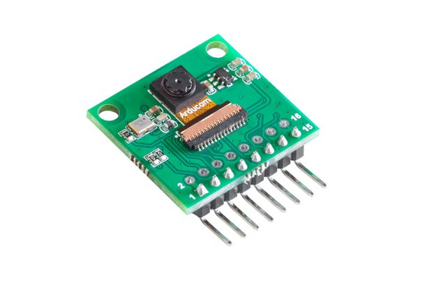 HM01B0 QVGA Camera Module for RPi Pico