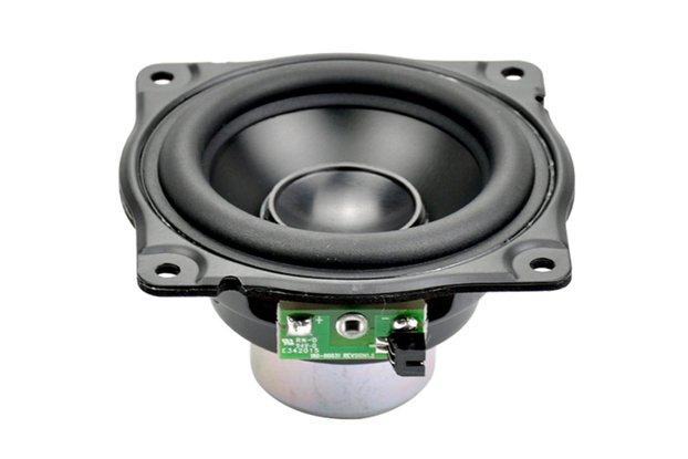 Massive Bass 3 inch neodymium Speaker HiFi audio