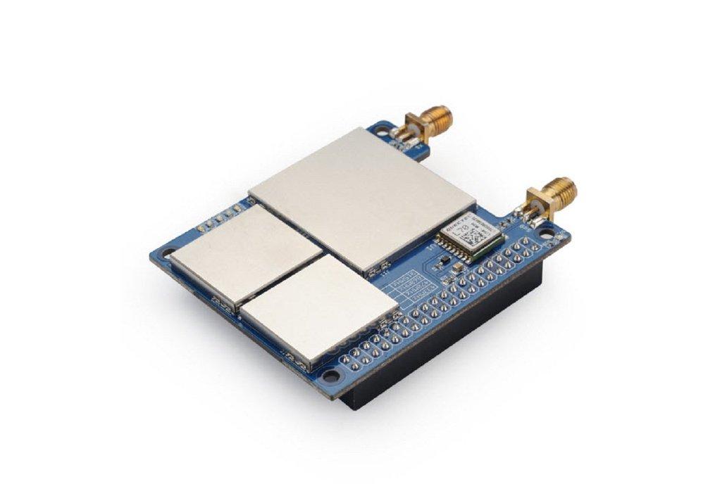PG1301 - LoRaWAN GPS Concentrator for Raspber 1