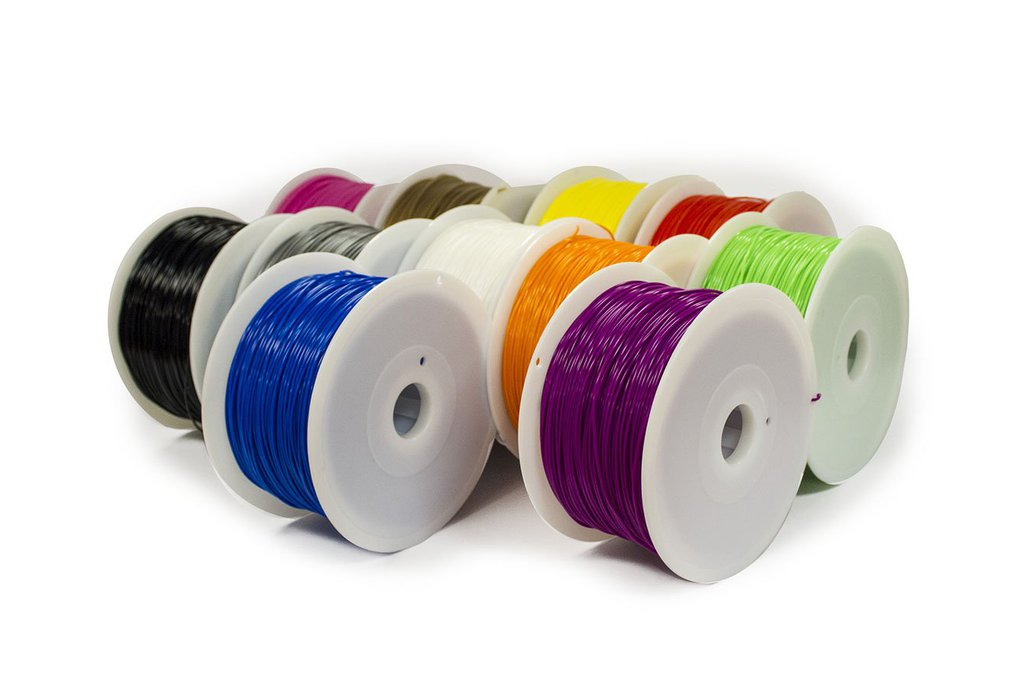 FoxSmart 1.75mm PLA 3D filament - 1KG spool 1